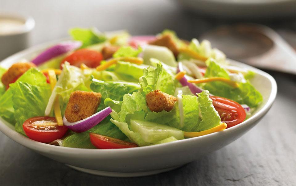 Farfurie cu salata.