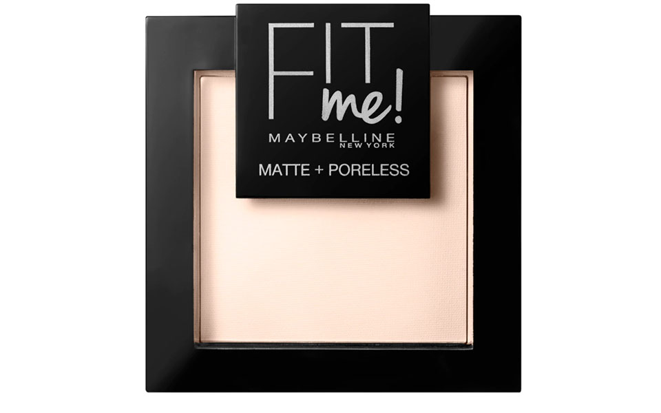 Cutie pudra Maybelline NY Fit Me.