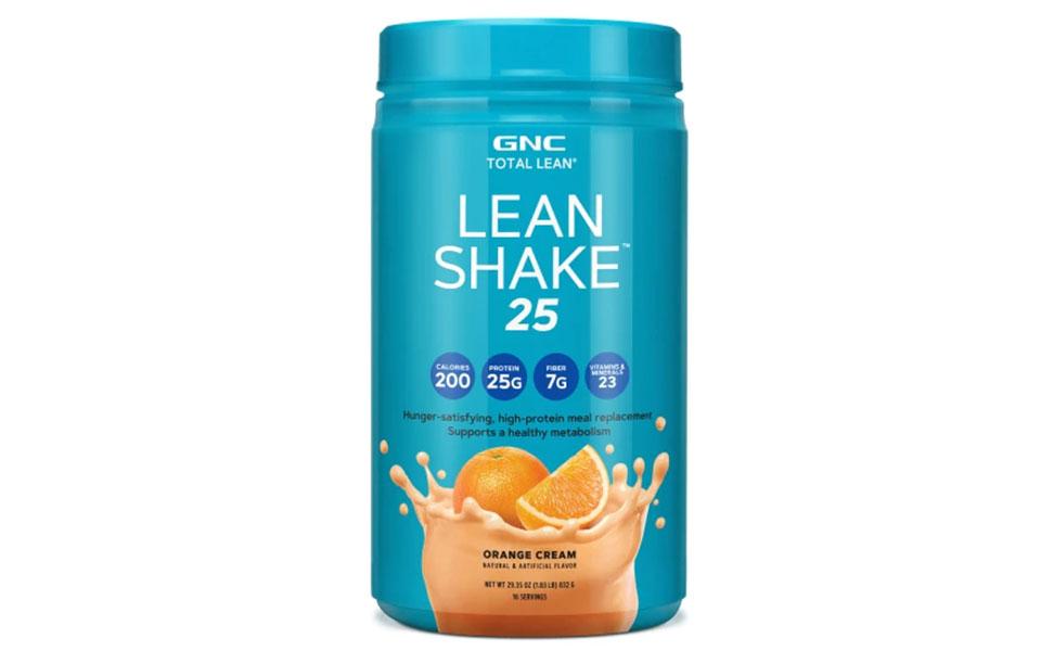 Shake GNC Total Lean Lean Shake.