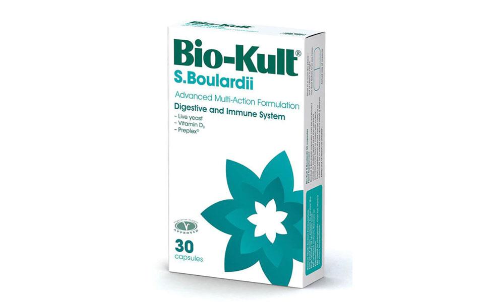 Cutie probiotice Bio-Kult S.Boulardii.