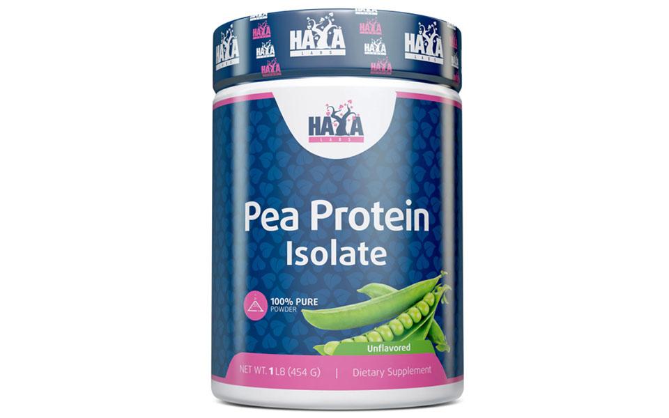 Recipient cu proteina de mazare Haya Labs.