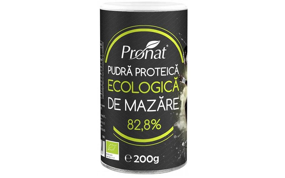 Recipient proteina de mazare Pronat.