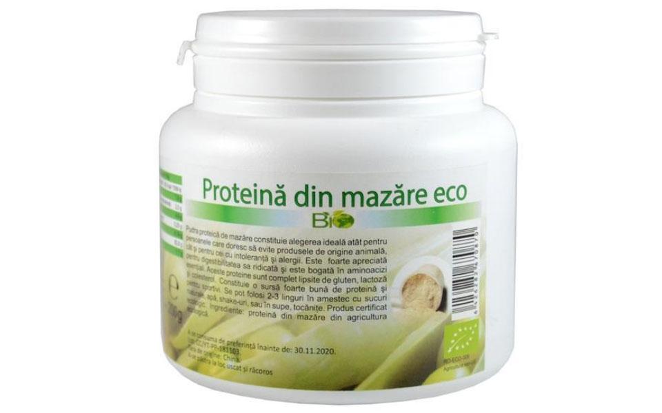 Recipient cu proteine din mazare Deco Italia.