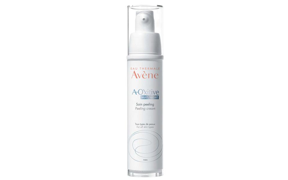 Spray crema de noapte Avene A-Oxitive.